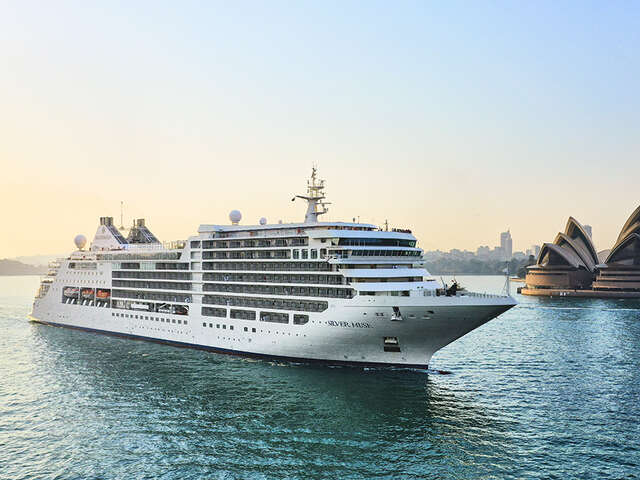 Silversea Unveils 86 New Voyages for 2021/2022