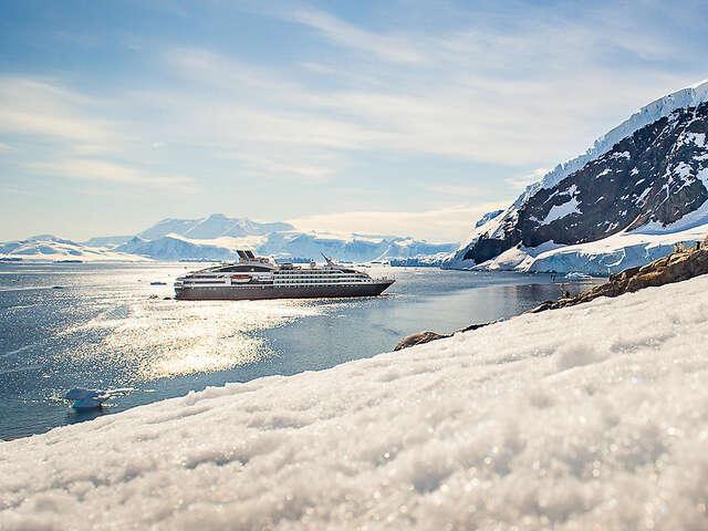 Save US$3,000 on Ponant's Antarctica