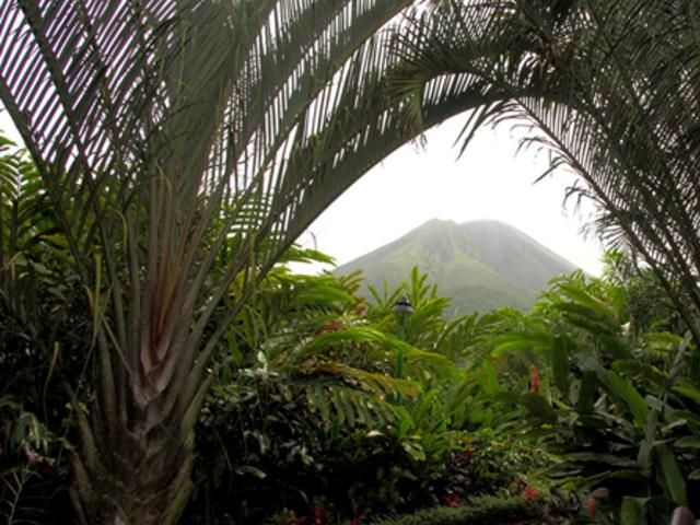 Relaxing in San Carlos, Costa Rica