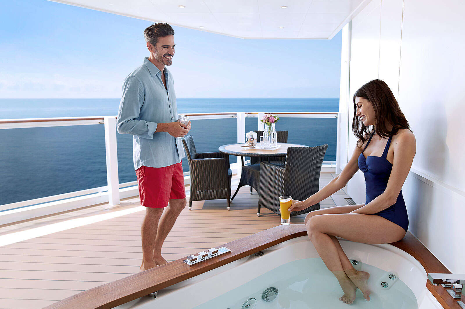 GO ALL IN & GET DRINKS + FREE WI-FI ON CARIBBEAN CRUISES