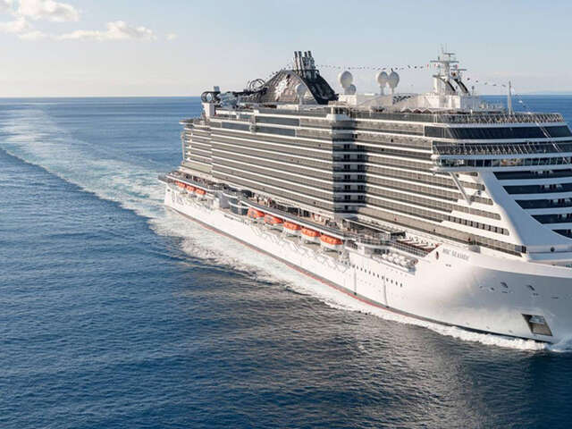 MSC Cruises Adds Port Canaveral as New Homeport with Year-Round Sailings Aboard Two Ships