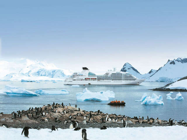 Adventurous Alaska in the Lap of Seabourn Luxury