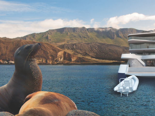 Celebrity Cruises: Perfection in the Galápagos