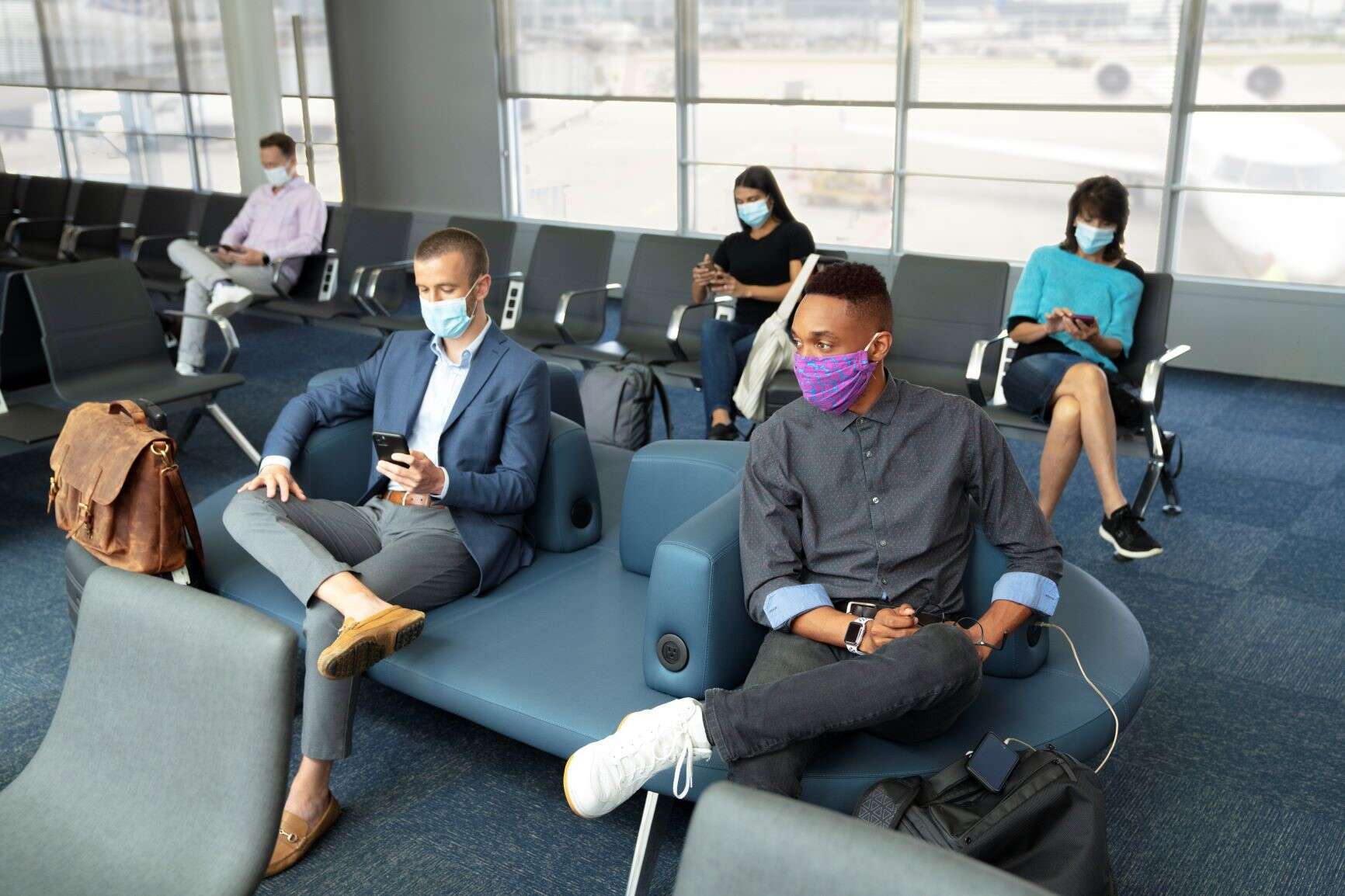 Airlines Are Banning Customers Who Refuse To Wear Masks