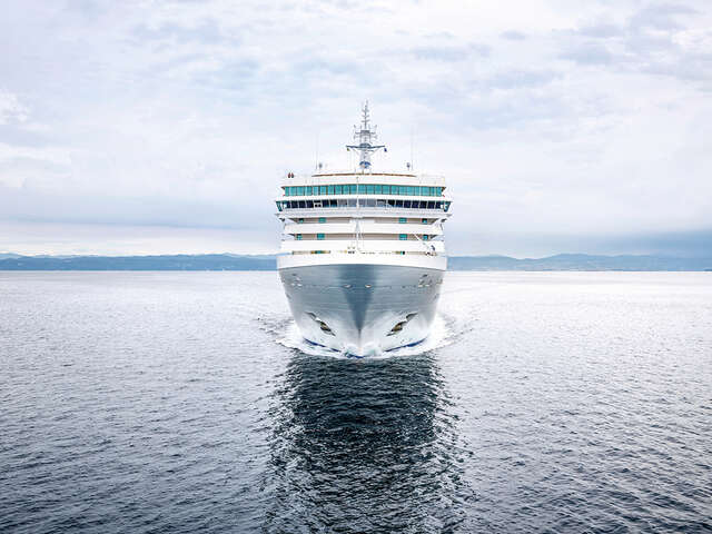 Silversea's Silver Moon Undergoes Sea Trails; Senior Officers Share Insights & Look Ahead to the Ship's October Delivery