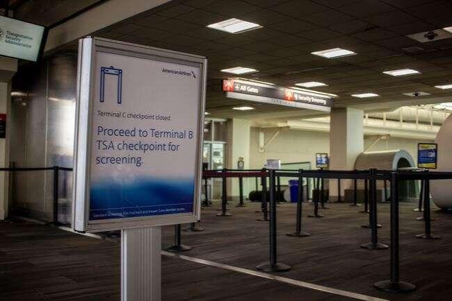 TSA Hits Highest Passenger Numbers Since March