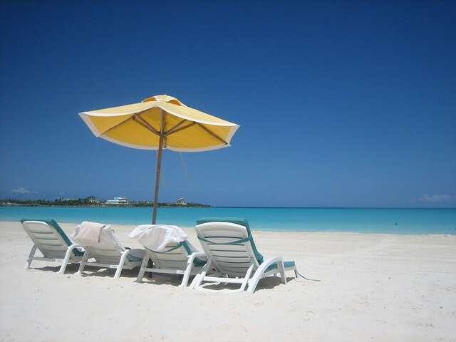 PARADISE in the Bahamas!