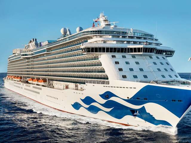 Princess Cruises - Upgrade Away Sale