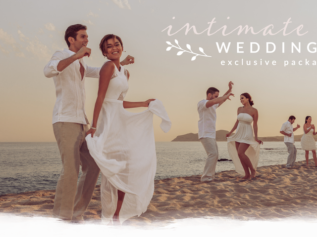 CELEBRATE YOUR INTIMATE DESTINATION WEDDING