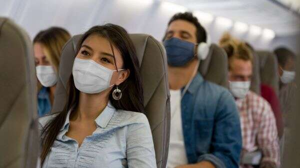 In-Flight COVID-19 Transmission Incidence Is Low, IATA Study Finds