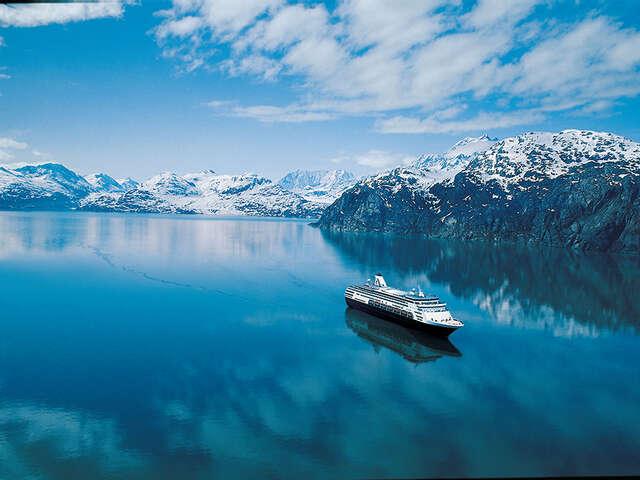 Six Holland America Line Ships Offer Award-Winning Alaska and Glacier Bay Cruises in 2021