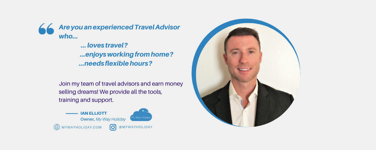 Now Hiring: Experienced Travel Advisors!