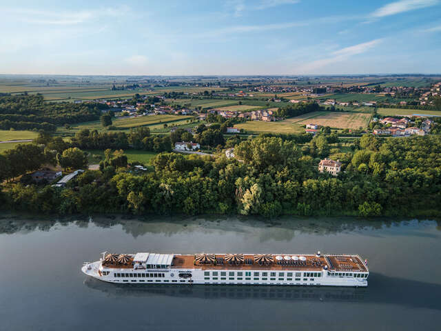 Uniworld Unveils First Look of the S.S. La Venezia