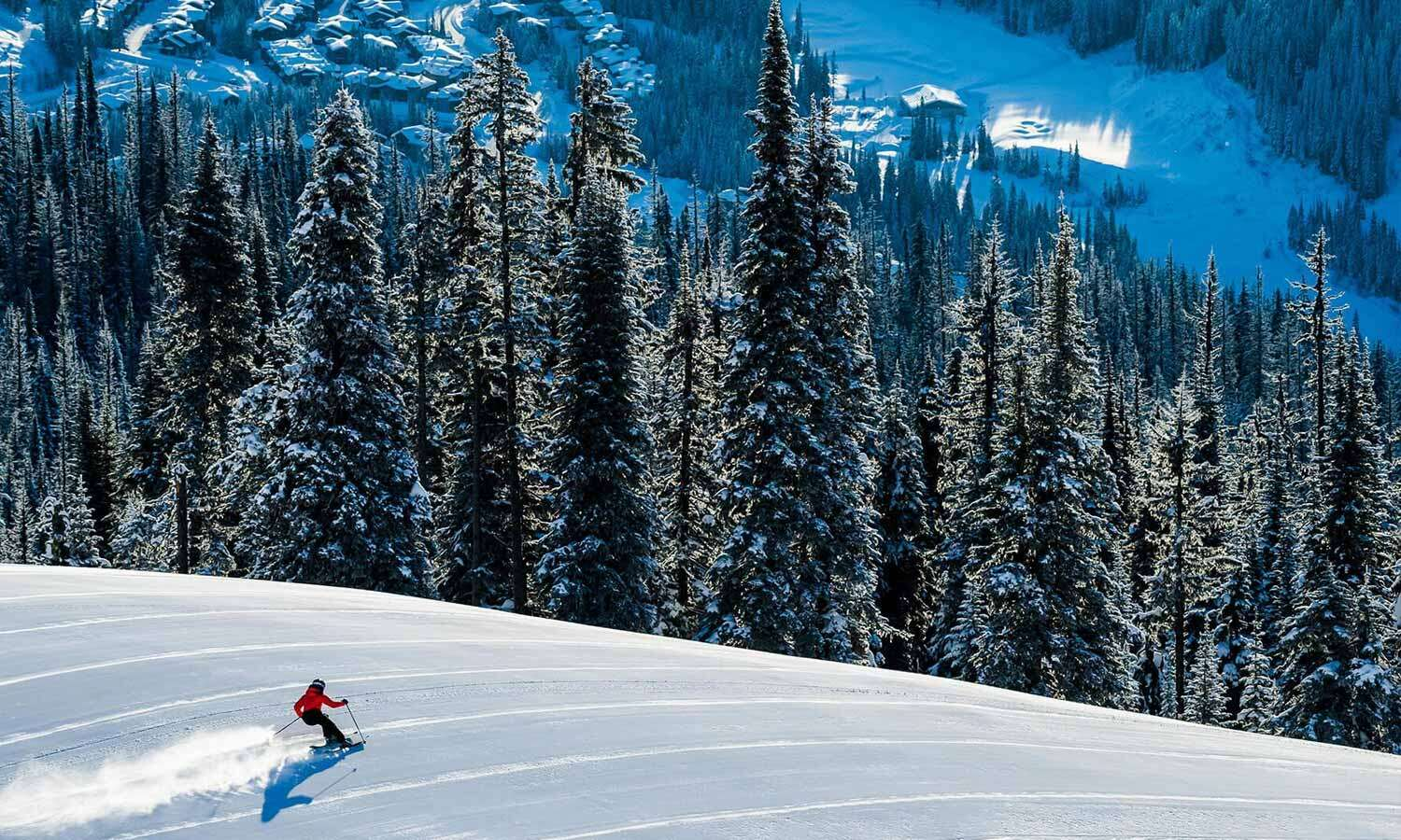 Discover Sun Peaks in the Early Season