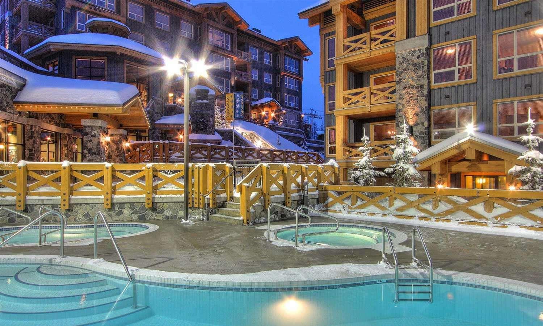Stonegate Resort at Big White