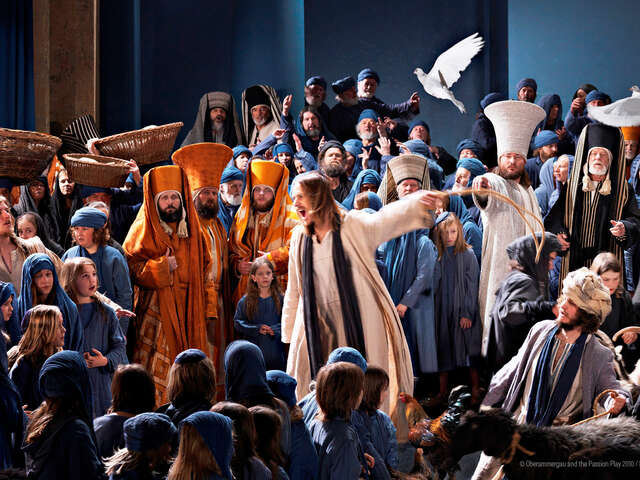 Collette - 10% Off Imperial Cities and the Oberammergau Passion Play