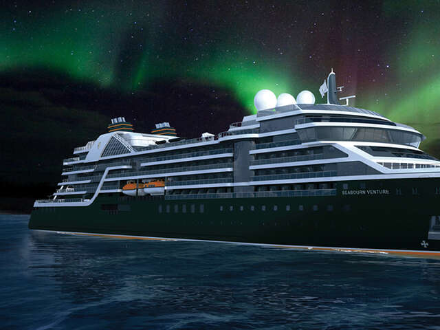 Seabourn Offers More Details on 'The Club and Sky Bar' for the Line's New Expedition Vessels