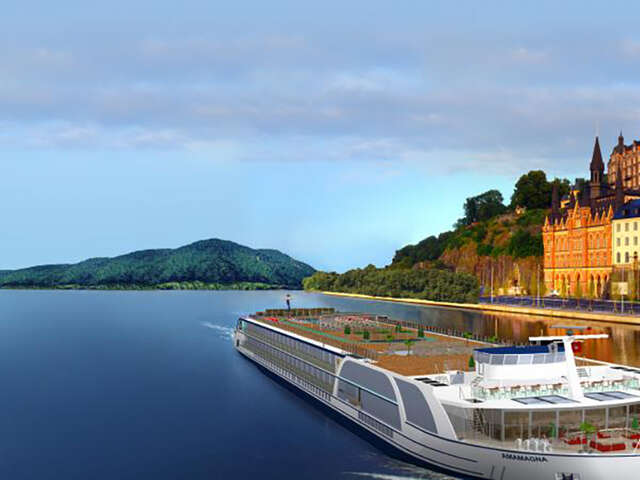 AmaWaterways Debuts 'Ultimate Cruise Flexibility' Program for 2021 River Cruises