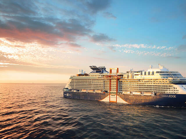 Celebrity Cruises Launches Biggest-Ever Airfare Offer for Wave Season