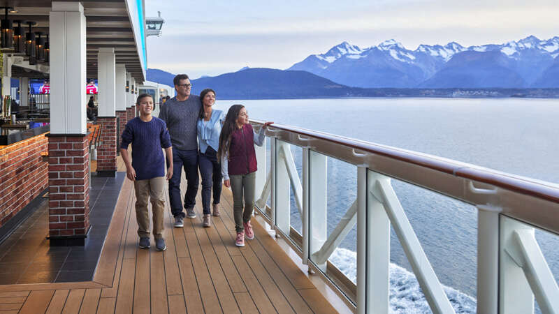 Norwegian Cruise Line - Receive up to 5 Free Offers with Norwegian Cruise Line's Free at Sea Promotion!