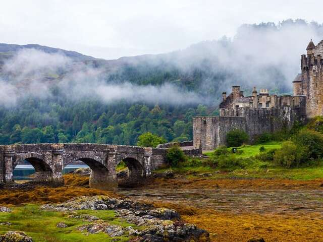 Castles and Culture of Scotland