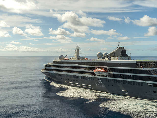 Atlas Ocean Voyages Announces 'Atlas Ashore', Complimentary Shore Excursion at Every Port on All Sailings, Plus Upgrades, Land Credits & Reduced Deposits