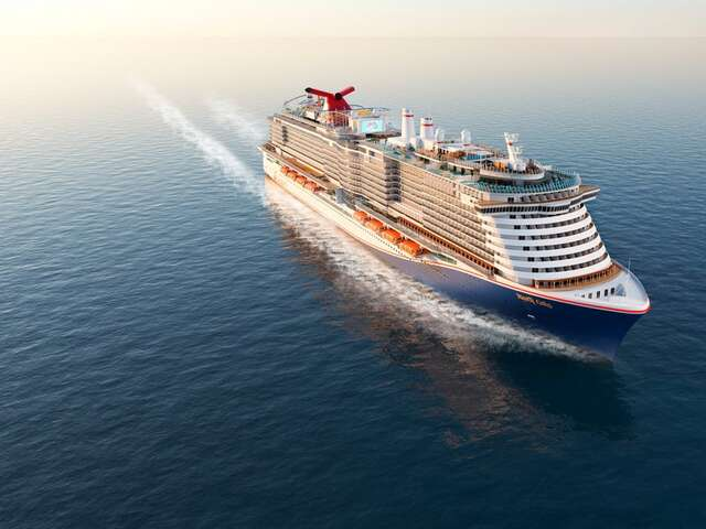 Carnival Cruises - Hello Future. Hello Fun.