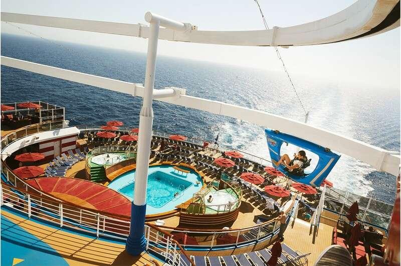 Carnival Cruises - Hello Future. Hello Fun!
