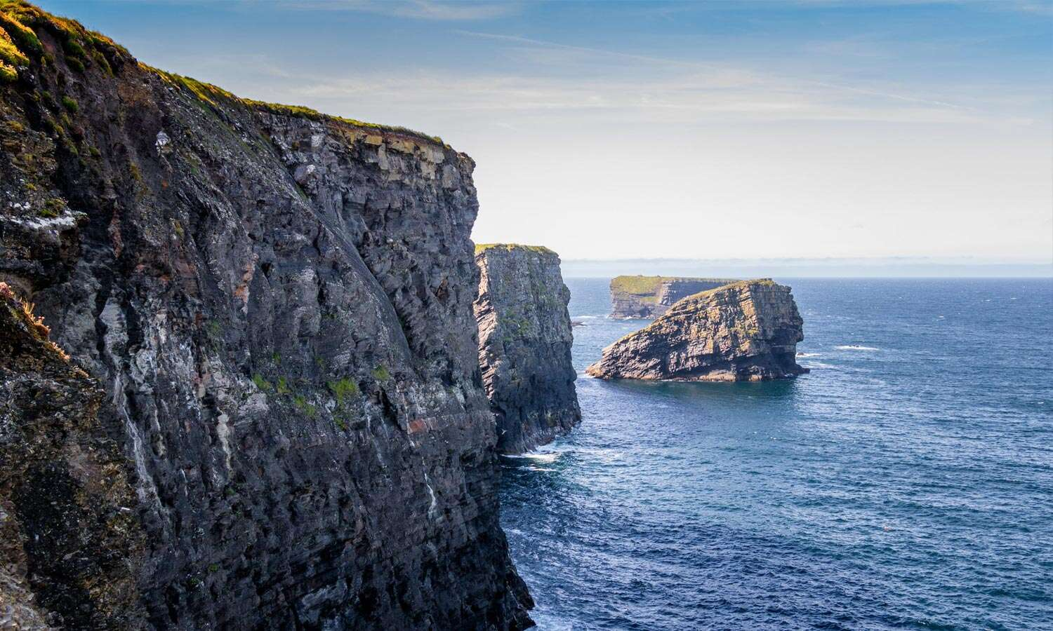 Authentic Ireland: From Castle Stays to Dramatic Cliffs