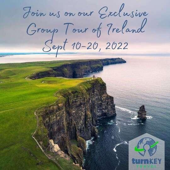 Exclusive Tour of Ireland - Sept 2022