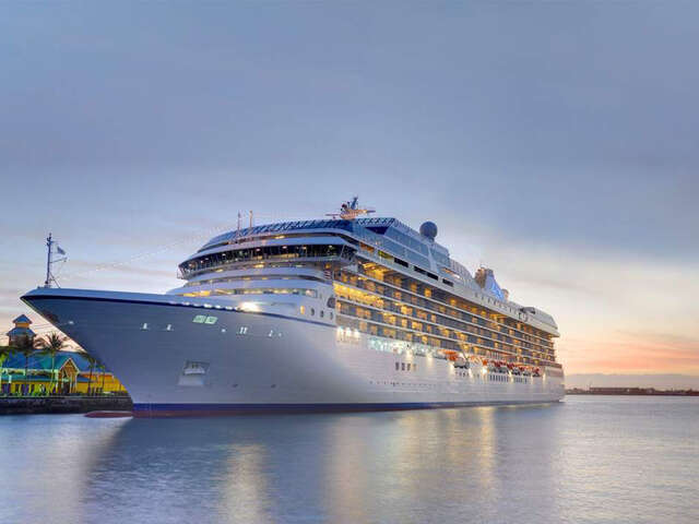 Oceania Cruises Announces Restart of Cruise Operations in August 2021