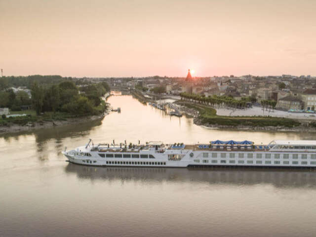 Brilliant Bordeaux River Cruise - October 23, 2022