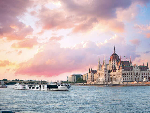 Uniworld Announces Inaugural 'Rivers Of The World' Cruise For 2023