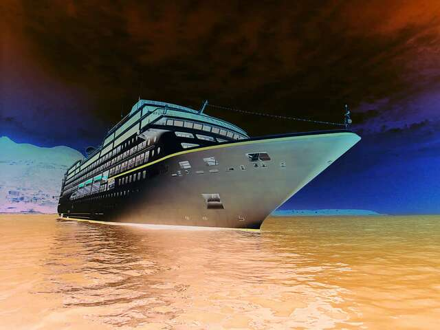 Oceania Grand Voyage 2023