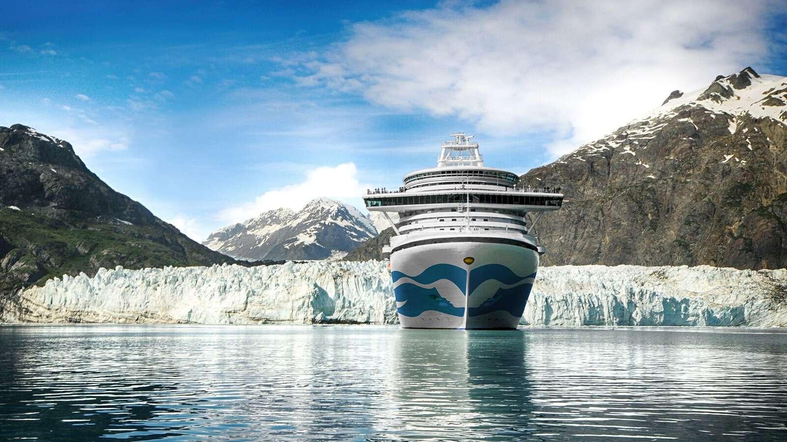 Princess Cruises Alaska May 2022