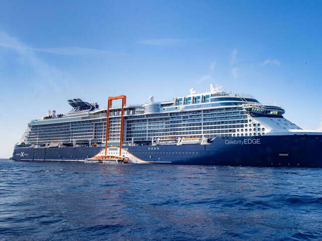 Celebrity Cruises Approved to Sail from a US port,  Celebrity Edge to depart Ft. Lauderdale on June 26