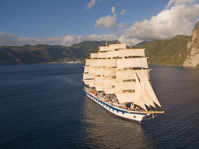 Star Clippers Featuring Early Booking Offer On Holiday Season: Book by July 31 & Receive $300 Onboard Credit and more