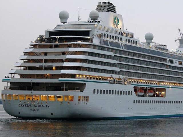 Crystal Cruises Celebrates Resumption of Ocean Cruising