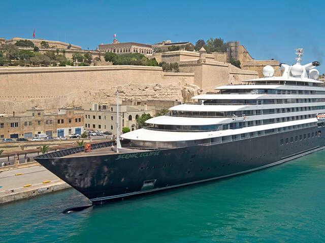 Scenic Eclipse Partners with Cruise Saudi to Sail 2021 Season in Saudi Arabian Waters