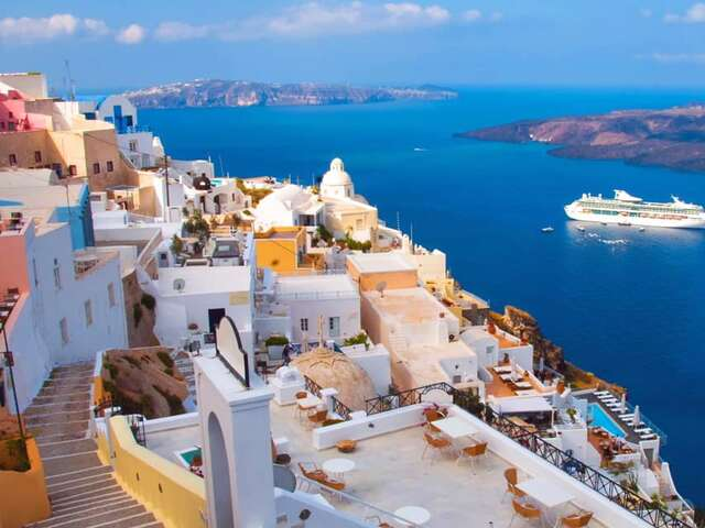 Highlights of Greece Escape plus 4-night Iconic Cruise 2022