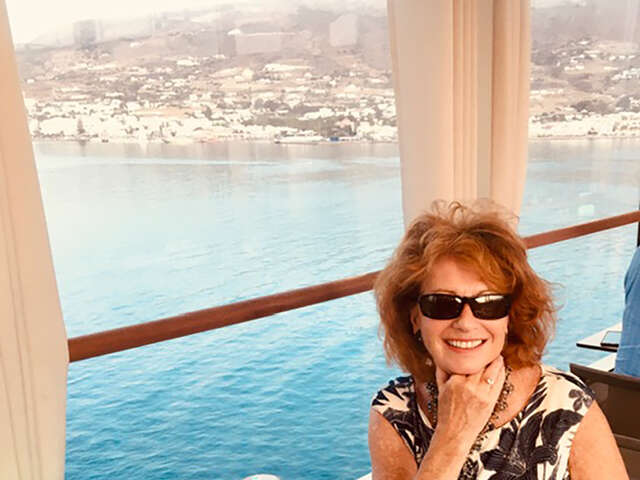 Vanessa Lee Reports Back from Silversea's Newest Ship
