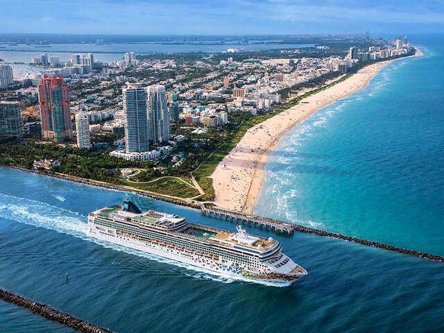 Norwegian Cruise Line Makes Cruise Comeback from Miami