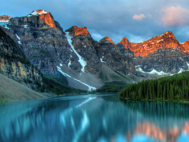 Top Five Favorite Places in North America