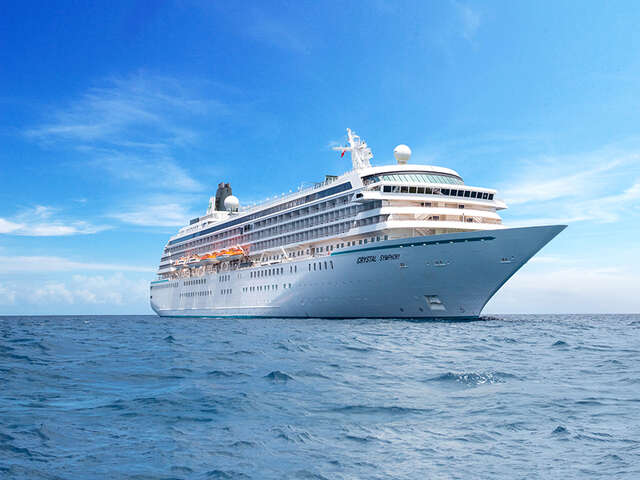 Crystal Cruises & Crystal Expedition Cruises Extend Vaccination Requirement through 2022