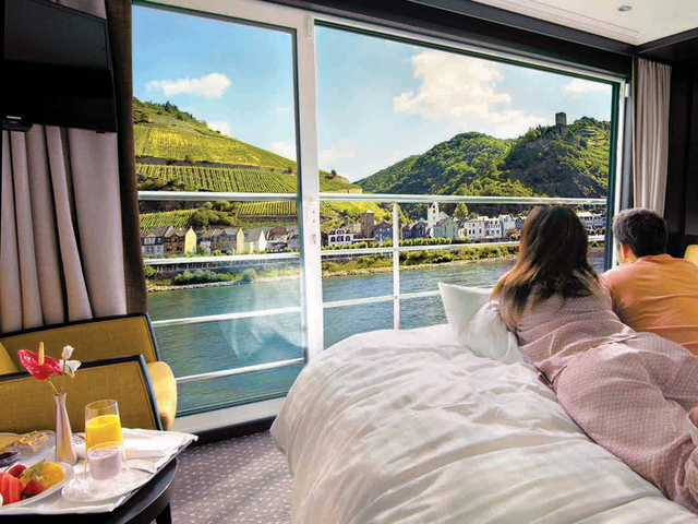 Avalon Waterways - Free air on European river cruises.*