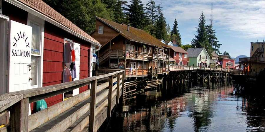 Ketchikan - Gateway to Alaska - Ketchikan, Alaska - Full Day