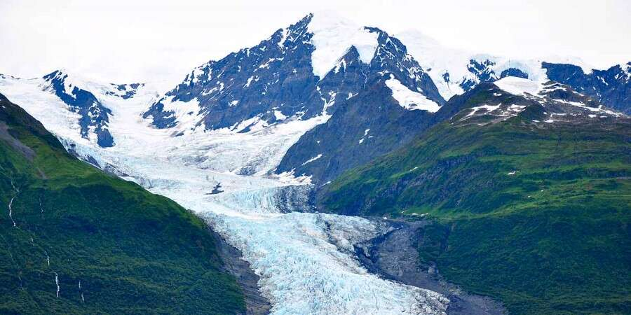 Glacial Wonderland - College Fjord / Prince William Sound - Half Day