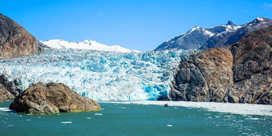 From Rainforests to Glaciers - Tracy / Endicott Arm Fjords, Alaska