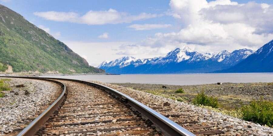 Alaska Railroad, Start of the Expedition - Seward, Alaska