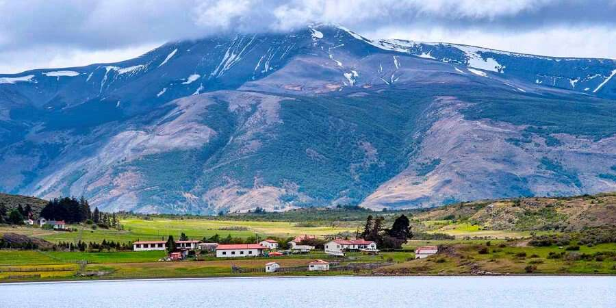 An Isolated Village at the End of a Fjord - Puerto Edén